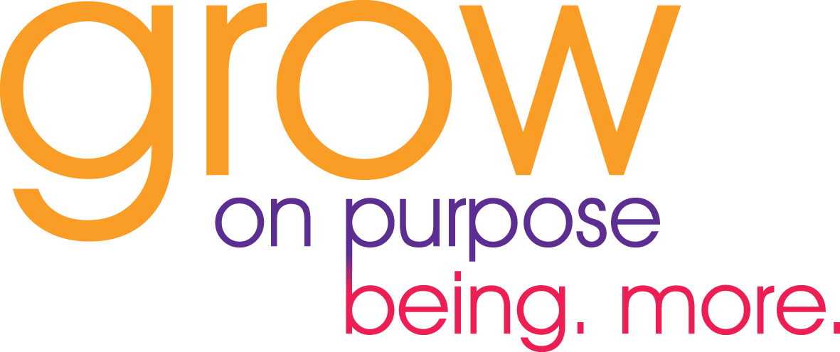 grow on purpose logo